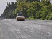 Work starts on Can Tho-Kien Giang road