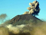 Indonesia: hundreds evacuated as Mt. Egon volcano erupts