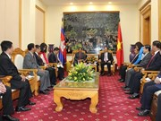 Vietnam, Cambodia cooperate to ensure security, order