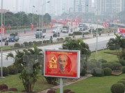 Foreign press highlights Vietnam's 12th National Party Congress