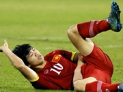Phuong suffers injury as UAE defeat Vietnam