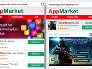 Viettel, Opera launch AppMarket