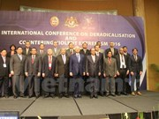 Vietnam ready to cooperate in terrorism, extremism fight: official