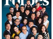 Forbes Vietnam announces outstanding figures in 2016