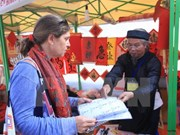Calligraphy fest to run during Tet