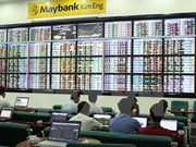 Vietnam's stocks fall amid Fed fears