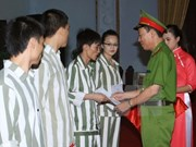 Hanoi pardons 145 prisoners ahead of Lunar New Year