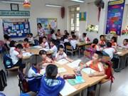 Hanoi to build more national-standard schools