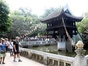 Hanoi eyes 3.76 million international visitors in 2016