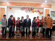 Expatriates celebrate traditional Lunar New Year