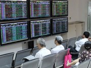 Vietnamese stocks down, led by banks