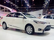 Toyota Vietnam sells 5001 cars in January