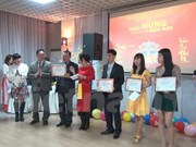 Vietnamese people in Russia celebrate Lunar New Year