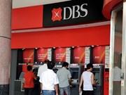 Singaporean bank branch to increase charter capital
