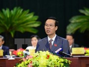 Youngest Politburo member heads Party education commission