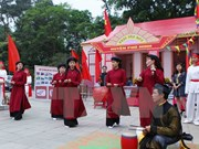 Xoan singing revived after UNESCO recognition