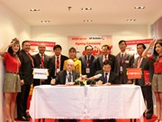 SR Technics becomes strategic partner of Vietjet Air