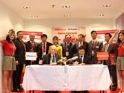 SR Technics becomes strategic partner of Vietjet Air