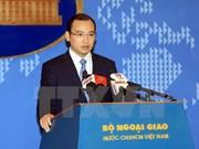 Vietnam requests China to end Hoang Sa sovereignty violations