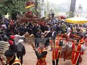 Festival opens to honour Tan Vien Son Thanh