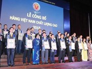 Vietnamese firms win high-quality award
