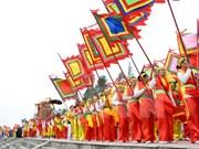 Festival to fete King Kinh Duong Vuong in full swing