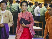 Myanmar sets date for presidential election
