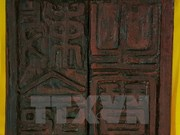 Tran dynasty wooden seal debated