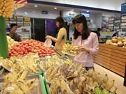 Value of goods and services rises