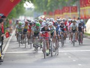 Binh Duong cycling race to attract six foreign teams
