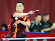 Vietnam beat Turkey at table tennis event