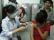 Ninh Thuan to launch measles-rubella immunisation for juveniles
