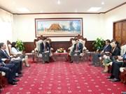 Lao official praises Vietnamese procuracy's support