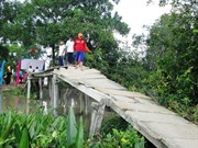 Bridge, road construction project given green light