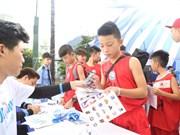 Jr. NBA Vietnam returns for third consecutive year