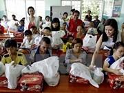 Rehabilitation centre for AO/dioxin victims in Hanoi