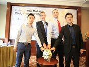 Real Madrid to hold footie camp in Hanoi
