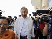 Myanmar names three final presidential candidates