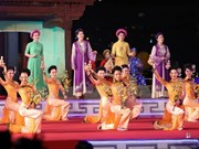 International performers set for Hue Festival