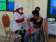 Ba Ria-Vung Tau launches measles-rubella vaccination campaign