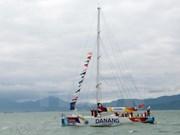 Da Nang-Vietnam team comes 8th at Clipper Race's 8th leg