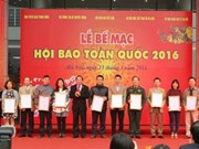 National press festival wraps up in Hanoi