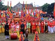 Festival honouring Quan Ho creator becomes national heritage