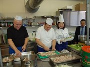 Cultural day features Vietnamese cuisine in Slovakia