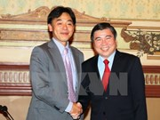 JICA continues cooperating with HCM City