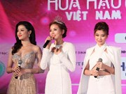 Miss Vietnam 2016 pageant launched in HCM City
