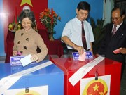 Hanoi: 87 candidates for 14th National Assembly election