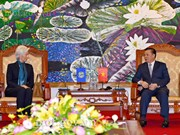 Vietnam appreciates IMF's assistance