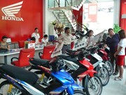 Motorcycle growth modest in 2016