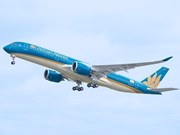 Vietnam Airlines tightens security for flights to Europe